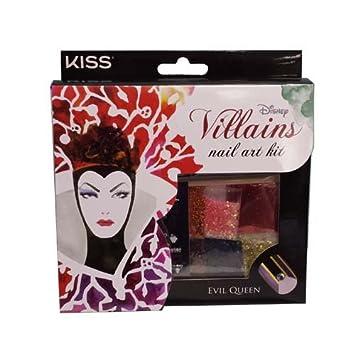 Amazon Disney Villains Nail Art Kit Beauty