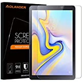 Aolander [2-Pack] Screen Protector For Samsung Galaxy Tab A 8.0 T387, [2.5D Round Edge] [High Definition] Tempered Glass Screen Protector for Samsung Galaxy Tab A 8.0 2018 SM-T387 Tablet (8.0 Inch)
