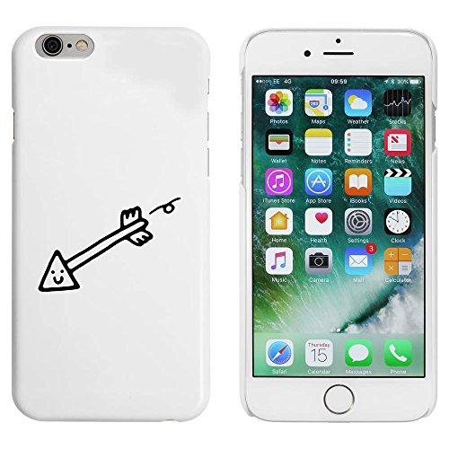 Weiß 'Pfeil' Hülle für iPhone 6 u. 6s (MC00087019)