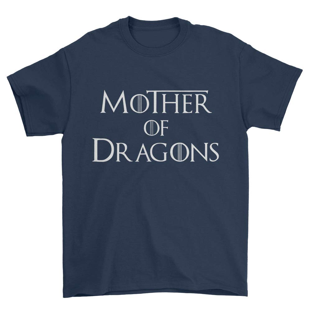 Mother Of Dragons T-shirt For Fans