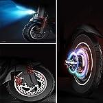 Electric-Scooter-Monopattino-Elettrico-Pieghevole-400W-Motore-Velocit-Massima-35KmH-30-80-Km-Di-Autonomia-Ruote-10-Pneumatici-Carico-Massimo-Di-150-Kg-Batteria-Al-Litio-36V-8-21AH36V10AH