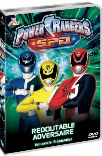 Power Rangers - SPD, volume 5 - Ranger Power Videos Spd