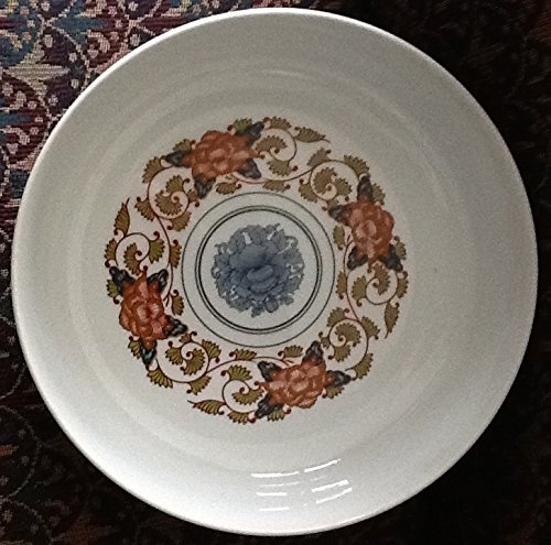 PEONY by Georges Briard SALAD / SERVING BOWL (Authentic Reproduction 19th c. Japanese Porcelain) … (Bowl Peony Vegetable)