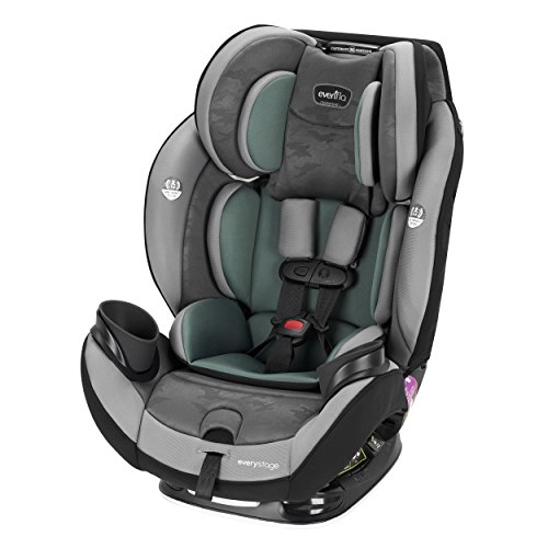 Evenflo Every Stage DLX All-in-One Car Seat, Highlands