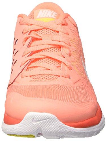 Hyper Flex Optisk Joggesko Pink Kvinners Hvit Nike Oransje atom Trening Gul 2015 Rosa Hwaczcp5qx