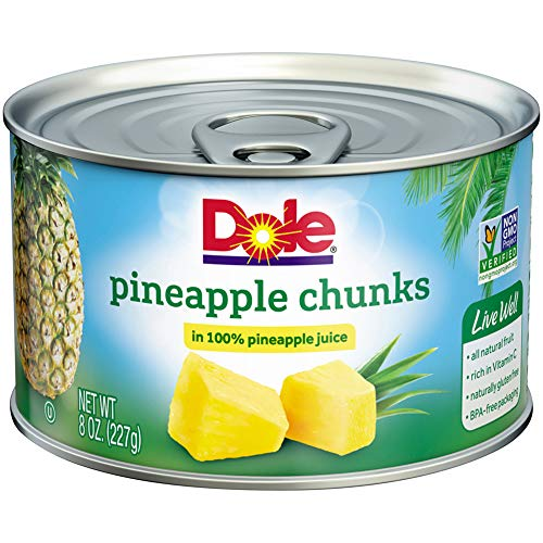 List of the Top 10 pineapple chunks in water you can buy in 2020