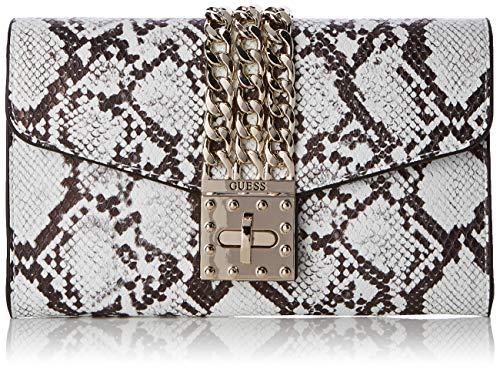 Devine Prism embrayage, sac à bandoulière femme, 23x13x4 cm (L x H L) Multicolor (python)