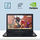 Acer Aspire E 15 15.6 Inch Full HD Gaming Laptop, Intel Core i5-6200U 2.30 GHz, 8GB DDR4, 1TB HDD, NVIDIA GeForce 940MX, 8-hour Battery Life, Bluetooth, HDMI, Windows 10