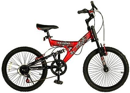 Amazon.com: Avigo abierto Fuerza 20 inch bicicleta BMX ...