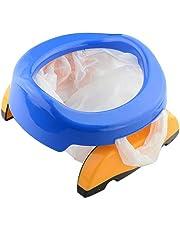Lebrouge - Asiento para bebé 2 en 1 con asiento plegable y cómodo, portátil,