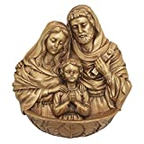 Design Toscano Holy Family Wall Font Sculpture