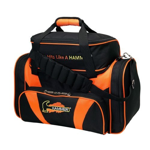 Hammer 2 Ball Deluxe Tote Bowling Bag