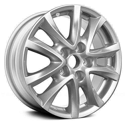 Replacement Mazda 3 2014 2015 2016 16 inch Replica Rim 64961 N Fits Mazda 3