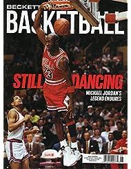 Beckett Basketball Monthly Price Guide Card Magazine June 2020 Still Dancing Michael Jordan