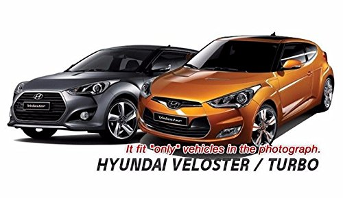 Amazon.com: KMPtrade Felt Door Shield Cover Scratch Sticker Kick Protector for HYUNDAI 11-17 Veloster: Automotive