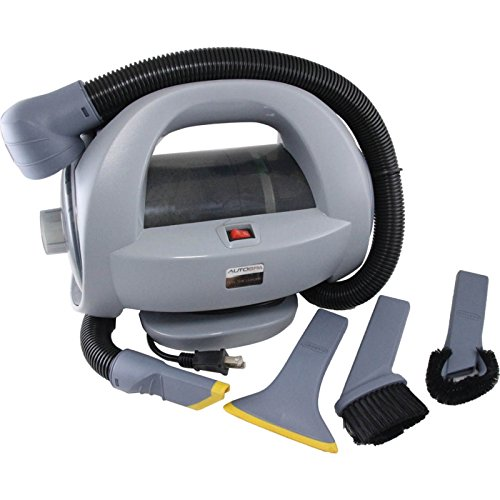 Eckler's Premier Quality Products 33-288803 Auto-Vac 120V Portable Bagless Vacuum With Accessories | 94005AS