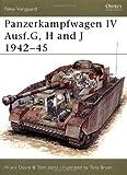 Panzerkampfwagen IV Ausf. G, H and J 1942-45, Hilary L. Doyle and Thomas L. Jentz, 1841761834
