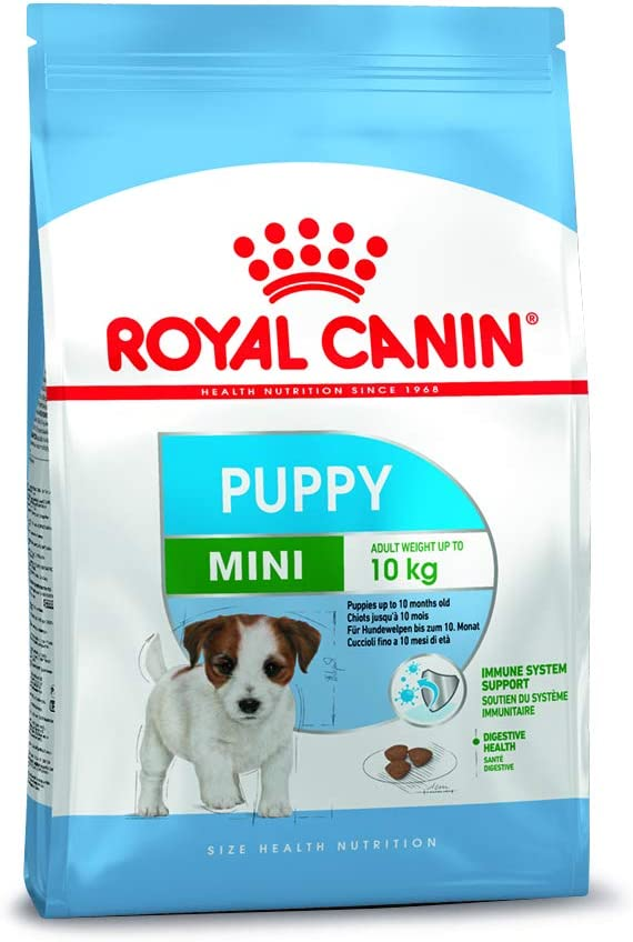 Royal Canin C-08334 S.N. Mini Junior - 4 Kg