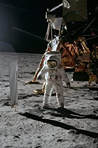 Amazon.com: HISTORIC ASTRONAUT BUZZ ALDRIN landing ON THE MOON ...