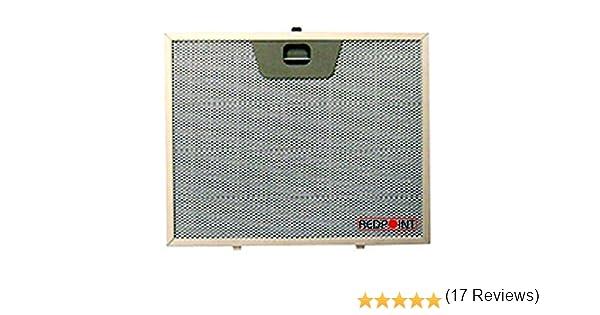 Filtro de aluminio para campana Faber 235 x 189 x 8: Amazon.es: Hogar
