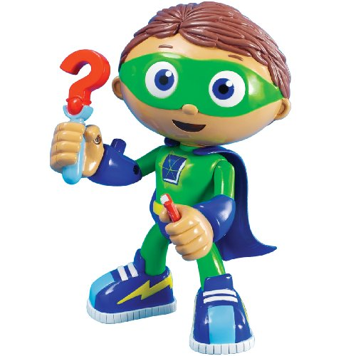Find Cheap Learning Curve Brands Super Why - Super Why Action Figure