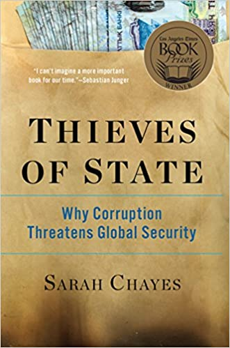 Thieves of state why corruption threatens global security kindle thieves of state why corruption threatens global security kindle edition by sarah chayes politics social sciences kindle ebooks amazon fandeluxe Image collections