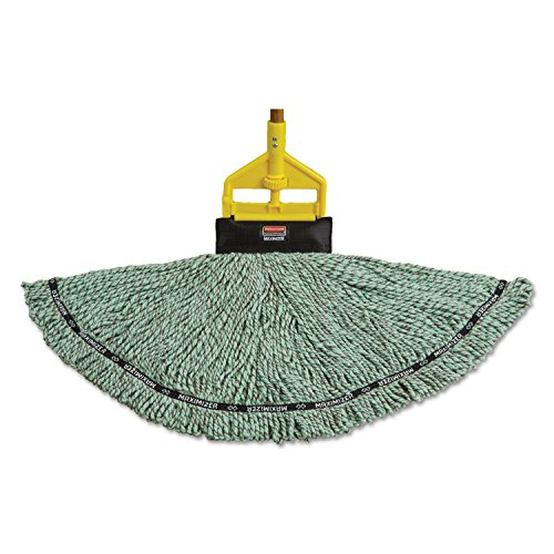 Rubbermaid Commercial Maximizer Blended Mop Heads, Medium, G