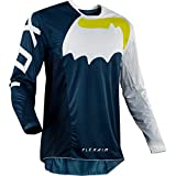 Fox Racing 2018 Flexair Hifeye Jersey-Navy/White-2XL