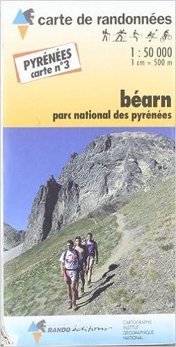 Télécharger des livres en ligne amazon Bearn, Parc National des Pyrénées PDF 2841820300