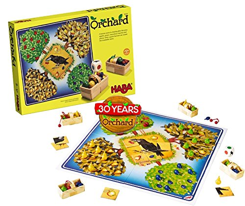 HABA Orchard Game Cooperative Germany product image