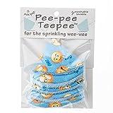 Pee-pee Teepee Emoji Blue - Cello Bag