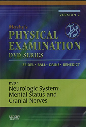Mosby's Physical Examination DVD Series: Version 2 (Mosby's Physical Examination S) by Mosby Inc