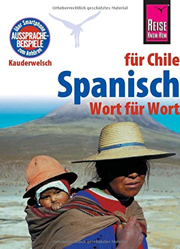Spanisch für Chile - Wort für Wort (German) Paperback
