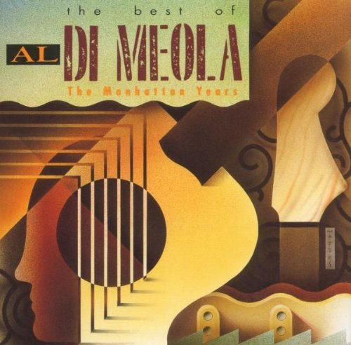 The Best of Al DiMeola: The Manhattan Years ()