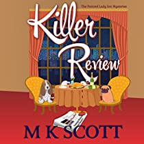 KILLER REVIEW: THE PAINTED LADY INN MYSTERIES, BOOK 3