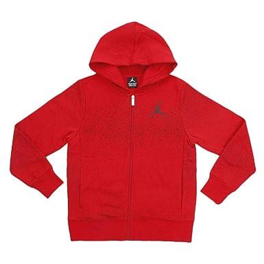 e28cd0dceec636 Amazon.com  NIKE Jordan Zip-Hoody for Kids  954403  Clothing