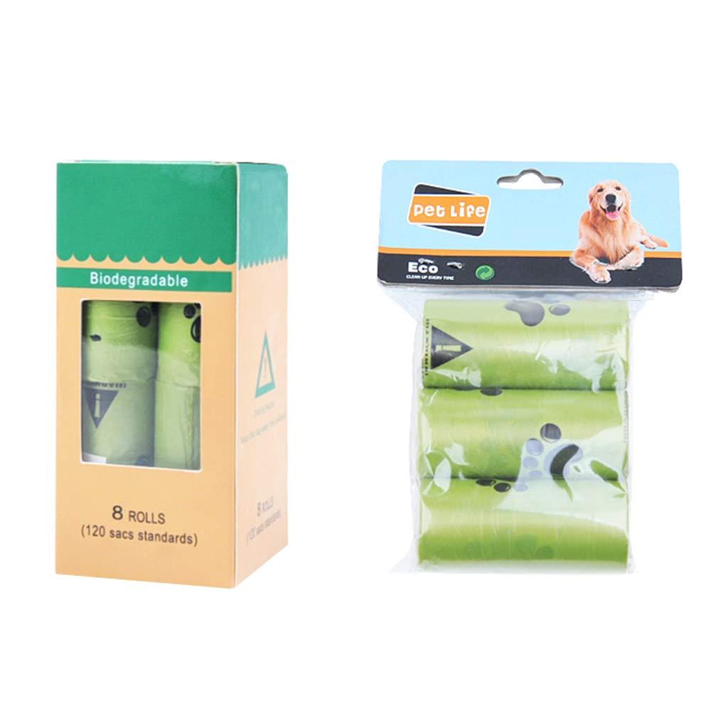 Zuanty-Planting - Bolsa de Basura Biodegradable para Mascotas, 3 ...
