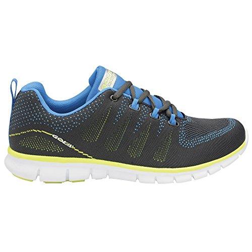 Chaussures Tempe Fitness Gola Hommes Pro Bleu Blanc taH5wqz5