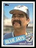 1985 Topps # 774 Dennis Lamp Toronto Blue Jays (Baseball Card) Dean's Cards 8 - NM/MT Blue Jays