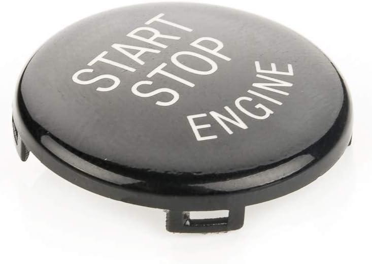 Lst Start Stop Engine Knopf Abdeckung Schwarz 1er 3er 5er X1 Z4 Auto