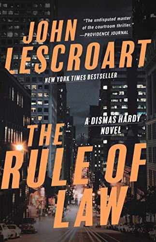 Rule Law Novel Dismas Hardy ebook product image