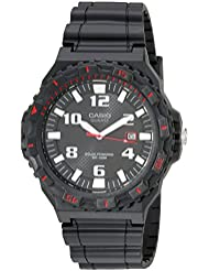 Casio Mens MRW-S300H-8BVCF Solar-Powered Sport Watch