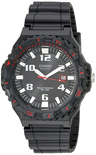 Casio MRW S300H 8BVCF Solar Powered Sport Watch