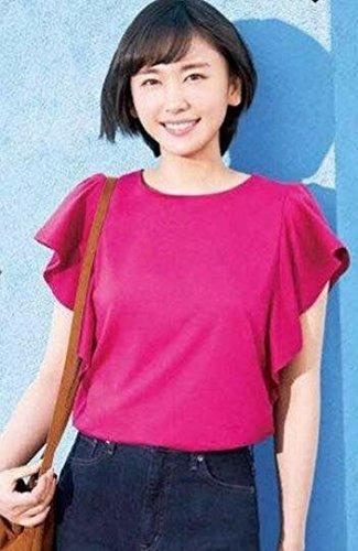 UNIQLO×新垣結衣着用 フリルスリーブTシャツ/Mサイズ 劇場版コード・ブルーの商品画像