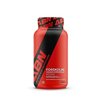 Amazon Com Forskolin Extract By Abn Sports Testosterone Booster