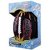 WIN.MAX Football,Waterproof Polyester Neopren American Football for Kids Beach Ball Water Proof