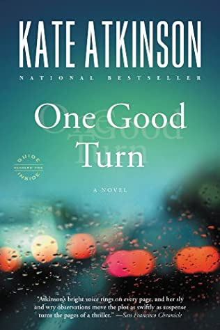 book cover of One Good Turn