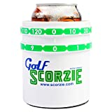 Golf Scorzie the Only Beverage Cooler that Keeps Score and the Absolute Best Golf Can Cooler that Doubles as a Golf Score Keeper and makes a Great Golf Accessories