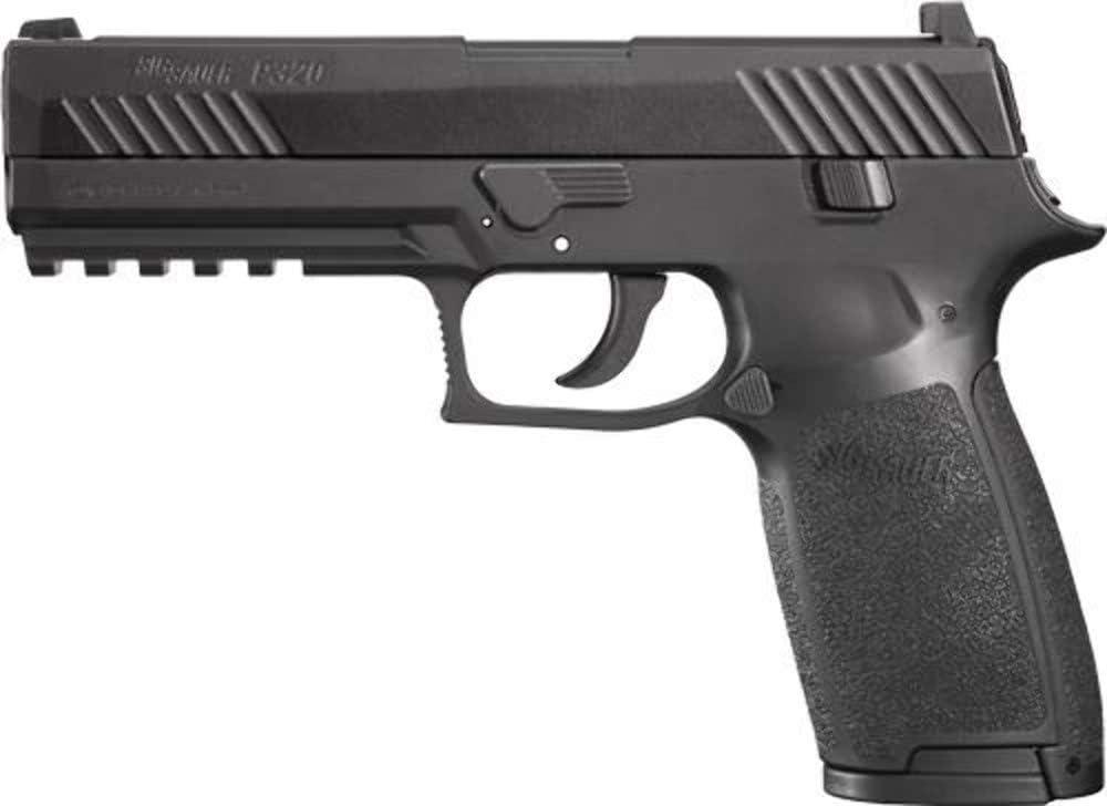 Sig Sauer Pistola P320 Black CO2 – 4,5 Mm Balines – Blowback