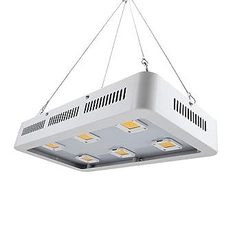 1800W Lámpara de Cultivo LED COB de Crecimiento de Espectro Completo de Interior para Plantas de